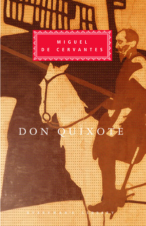 Don Quixote Book Cover Picture