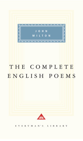 The Complete English Poems by John Milton