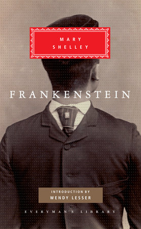 The cover of the book Frankenstein