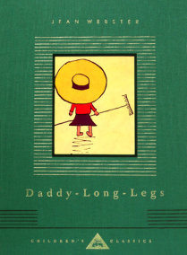 Book review of novel daddy long legs