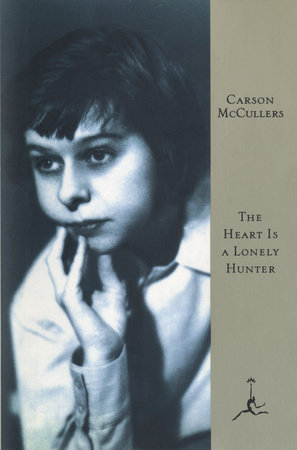 The Heart Is a Lonely Hunter Book Cover Picture