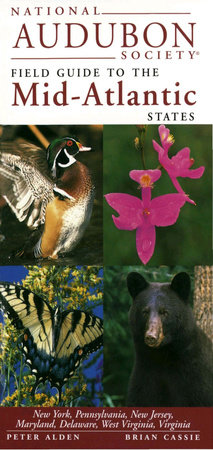 National Audubon Society Field Guide to the Mid-Atlantic States by Chanticleer Press Inc.