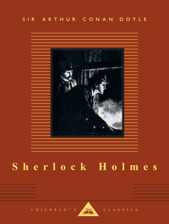 The cover of the book Sherlock Holmes
