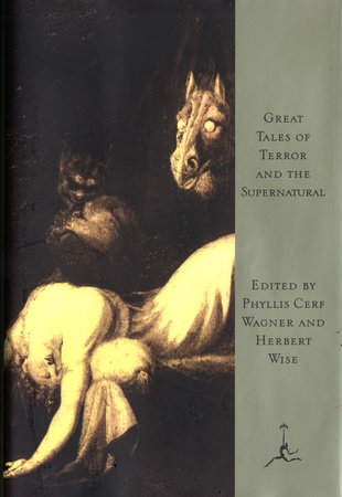 Great Tales of Terror and the Supernatural by