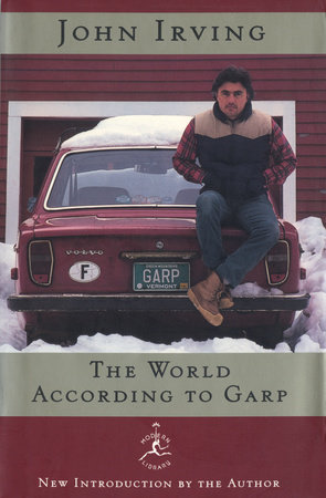 The World According to Garp Book Cover Picture
