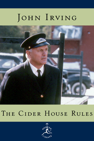 The Cider House Rules Book Cover Picture