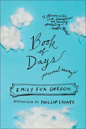 Book of Days by Emily Fox Gordon