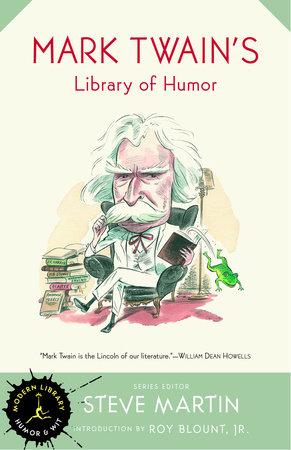 Mark Twain's Library of Humor by Washington Irving