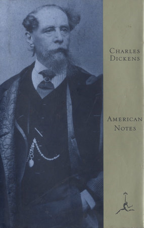 American Notes by Charles Dickens
