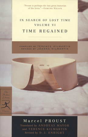 In Search of Lost Time, Volume 6 by Marcel Proust