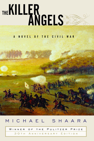 the use of the gettysburg battle in the killer angels a novel bi michael sharra Have on the killer angels civil war and the battle of gettysburg is author michael shaara's michael shaara's civil war novel, the killer angels.