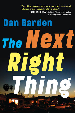 The Next Right Thing by Dan Barden