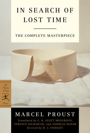 The Modern Library In Search of Lost Time, Complete and Unabridged 6-Book Bundle by Marcel Proust