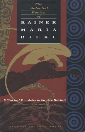 The Selected Poetry of Rainer Maria Rilke by Rainer Maria Rilke