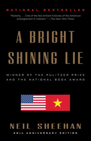 A Bright Shining Lie Book Cover Picture