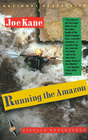 Running the Amazon