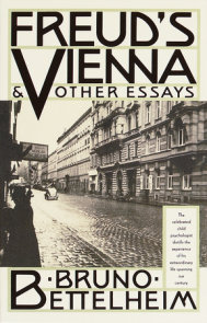 Freud's Vienna & Other Essays