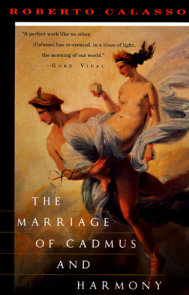 The Marriage of Cadmus and Harmony