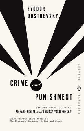 Crime and Punishment Book Cover Picture
