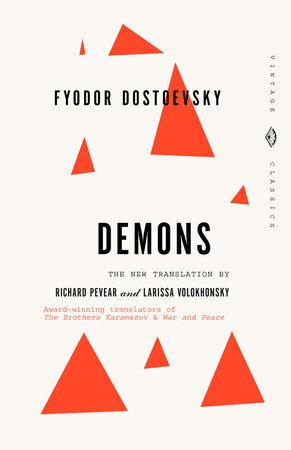 Demons by Fyodor Dostoevsky