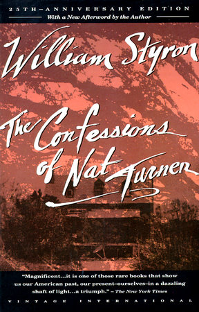 The Confessions of Nat Turner Book Cover Picture