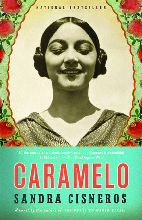 Caramelo Book Cover Picture