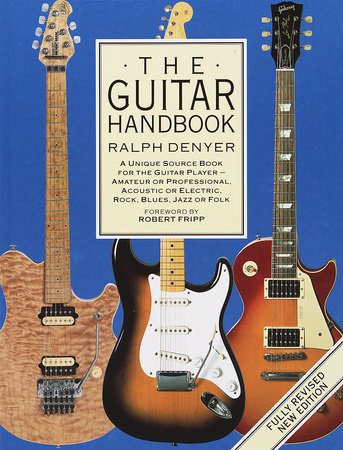 THE GUITAR HANDBOOK by Ralph Denyer