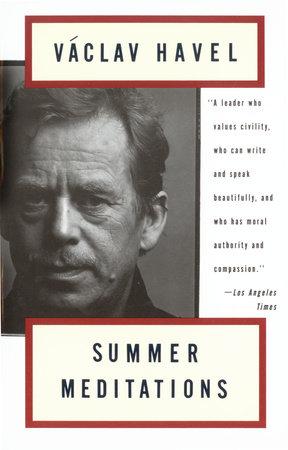 Summer Meditations by Vaclav Havel