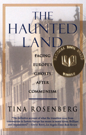 The Haunted Land Book Cover Picture