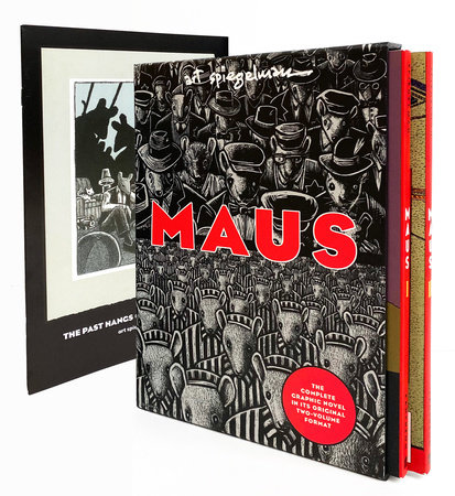 Maus I & II Paperback Boxed Set by Art Spiegelman