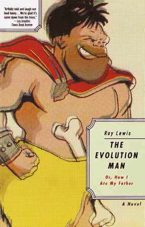 Evolution Man by Roy Lewis