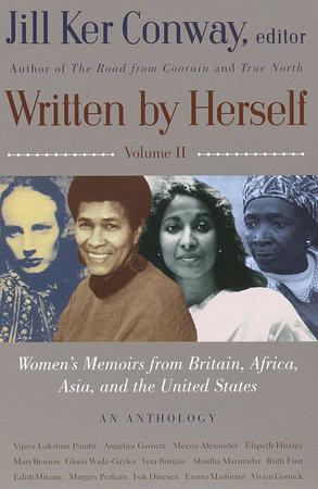 Written by Herself: Volume 2 by Jill Ker Conway