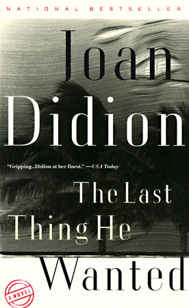 The cover of the book The Last Thing He Wanted