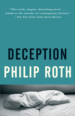 The cover of the book Deception