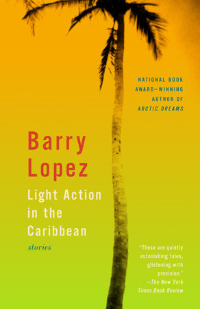 The cover of the book Light Action in the Caribbean