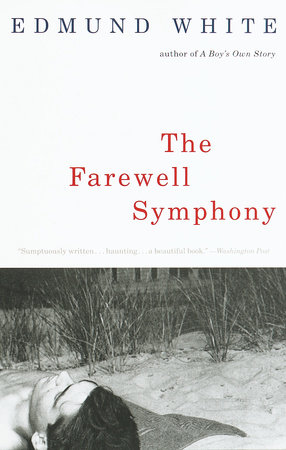 The cover of the book The Farewell Symphony