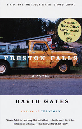 Preston Falls by David Gates
