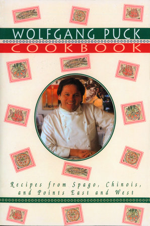Wolfgang Puck Cookbook