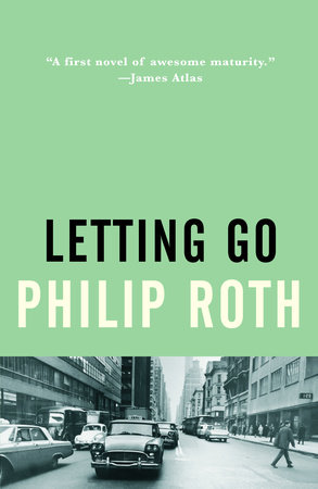 The cover of the book Letting Go