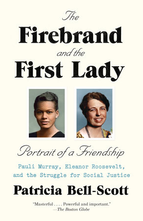 The Firebrand and the First Lady Book Cover Picture