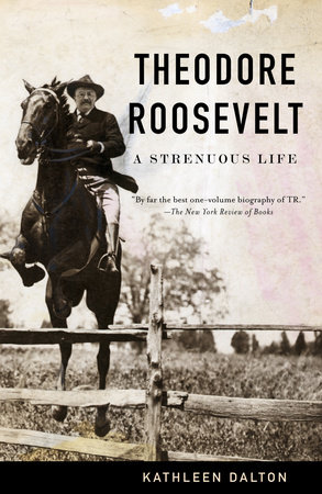 Theodore Roosevelt by Kathleen Dalton