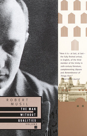 The Man Without Qualities, Vol. 1 by Robert Musil