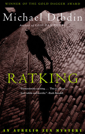 Ratking by Michael Dibdin