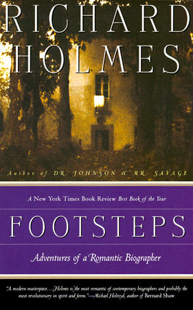 Footsteps by Richard Holmes