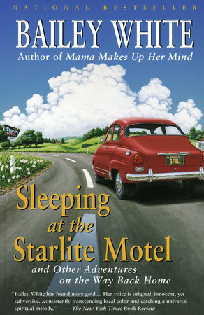 Sleeping at the Starlite Motel by Bailey White