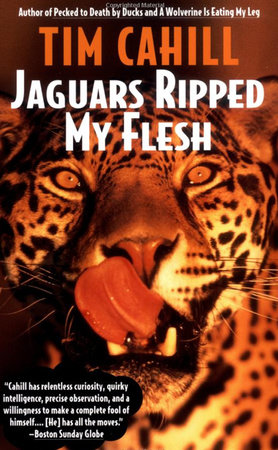 Jaguars Ripped My Flesh