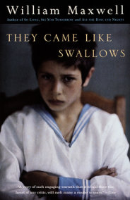 They Came Like Swallows