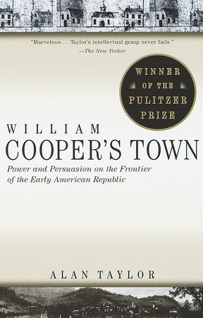 William Cooper's Town Book Cover Picture