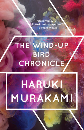 The Wind-Up Bird Chronicle Book Cover Picture