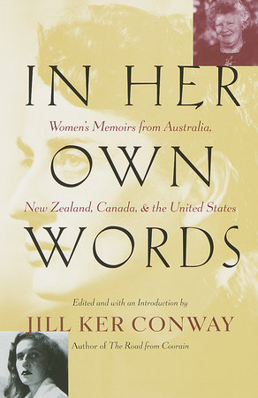 In Her Own Words by Jill Ker Conway